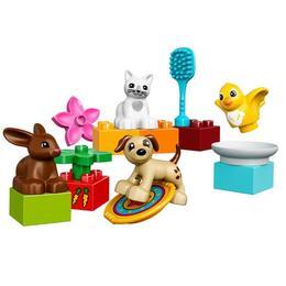 LEGO Duplo - Animalutele familiei LEGO DUPLO (10838)