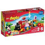 LEGO Duplo - Parada de ziua lui Mickey si Minnie  (10597)