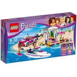 LEGO Friends - Barca transportoare cu motor a Andreei (41316)