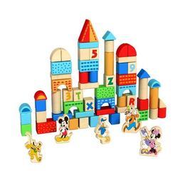 Imagine indisponibila pentru Cuburi si forme de construit cu personajele Disney, Disney