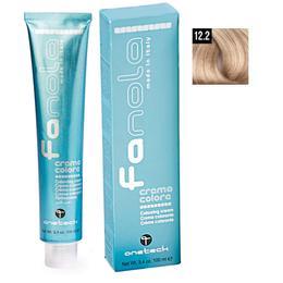 Vopsea Crema Permanenta Fanola 12.2 Blond Superdeschis Platinat Perlat Extra, 100ml de la esteto.ro