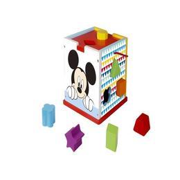 Cutie de sortat forme de lemn, Mickey, Disney