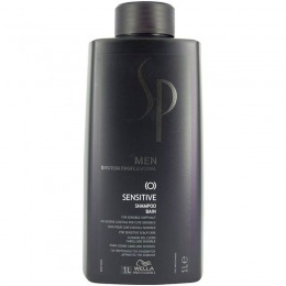 Sampon pentru Scalp Sensibil - Wella SP Men Sensitive Shampoo 1000 ml