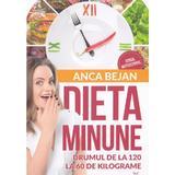 Dieta minune - Anca Bejan, editura Mara