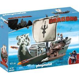 Playmobil Dragons - Nava lui Drago
