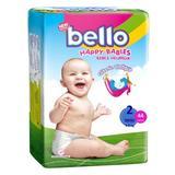 Scutece Copii Bello - Mini, 3 - 5 kg, 44 buc