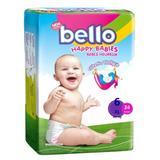 Scutece Copii Bello - XLarge, +16 kg, 24 buc