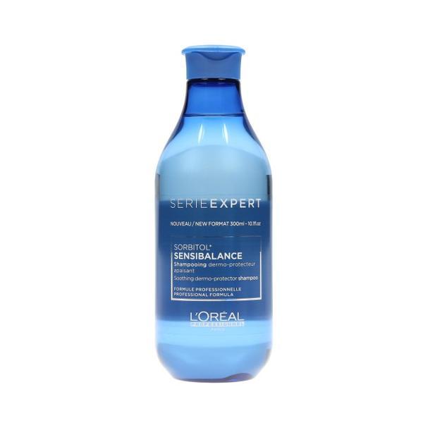 Sampon pentru Par si Scalp Sensibil - L'Oreal Professionnel Sensi Balance Shampoo, 300ml imagine