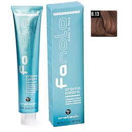 Vopsea Crema Permanenta Fanola 6.13 Blond Inchis Bej, 100ml