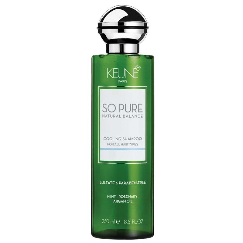 Sampon Racoritor - Keune So Pure Cooling Shampoo 250 ml imagine