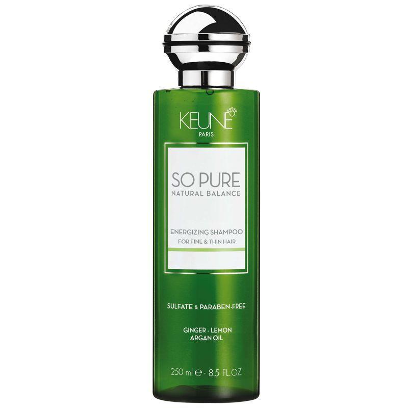 Sampon Par Fin si Subtire - Keune So Pure Energizing Shampoo 250 ml