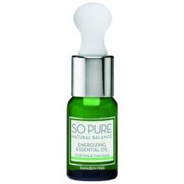 Ulei Esential Energizant - Keune So Pure Energizing Essential Oil 10 ml