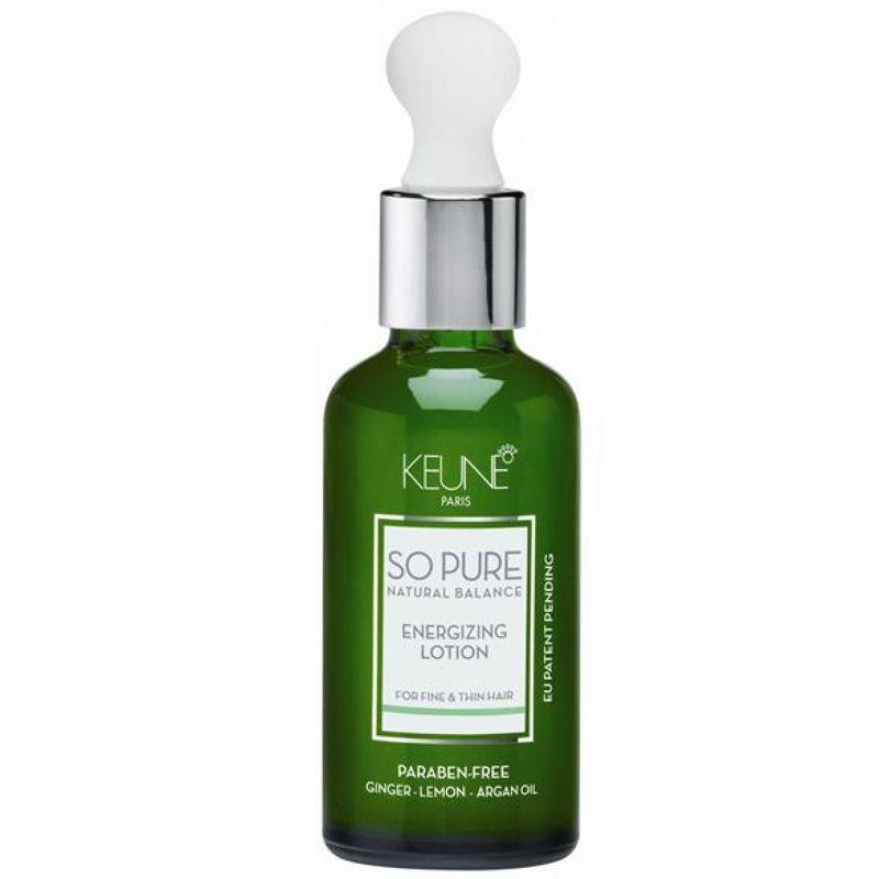 Lotiune pentru Par Subtire - Keune So Pure Energizing Hairgrow Lotion 45 ml imagine