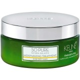 Tratament pentru Par Uscat - Keune So Pure Moisturizing Treatment 200 ml