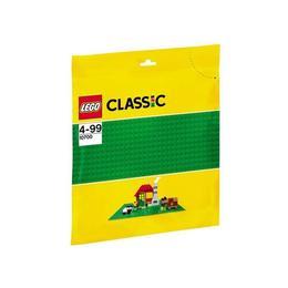 LEGO Classic - Placa de baza verde LEGO (10700)