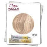 Vopsea Permanenta - Wella Professionals Koleston Perfect nuanta 12/61 special blond violet cenusiu