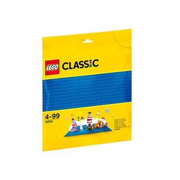 LEGO Classic - Placa de baza albastra (10714)