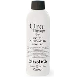Oxidant Oro Therapy Fanola, 20 vol 6%, 150ml de la esteto.ro