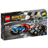 LEGO Speed Champions - 2016 Ford GT & 1966 Ford GT40 (75881)