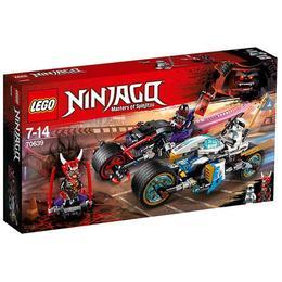 LEGO Ninjago - Cursa Sarpelui Jaguar (70639)