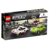 LEGO Speed Champions - Porsche 911 RSR si 911 Turbo 3.0 (75888)