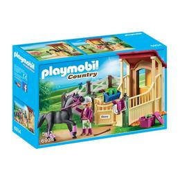 Playmobil Country - Grajd si cal Arab