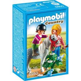 Playmobil Country - Plimbare cu poneiul