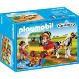 Playmobil Country - Trasura cu ponei picnic