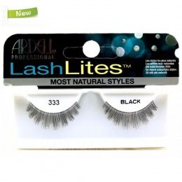 Gene False tip Banda – Ardell Natural LashLites 333 Black de la esteto.ro
