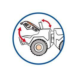 Playmobil Sport Action - Camionul de lupta al spionilor