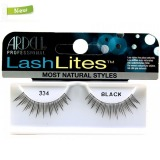 Gene False tip Banda - Ardell Natural LashLites 334 Black