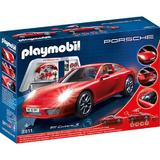 Playmobil City Action - Pasionat de mic de automobile? Porsche 911 carrera s il va distra pe cinste.