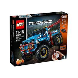 LEGO Technic - Camion de remorcare 6x6 (42070)