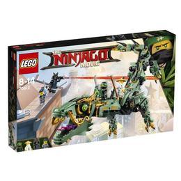 LEGO Ninjago - Robotul - balaur Ninja Verde (70612)