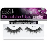 Gene False tip Banda - Ardell Double Up Lash 201 Black