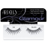 Gene False tip Banda - Ardell Glamour Lashes 106 Black