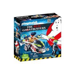 Playmobil Ghostbusters - Stantz si motocicleta