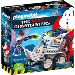 Playmobil Ghostbusters - Spengler si Masinuta