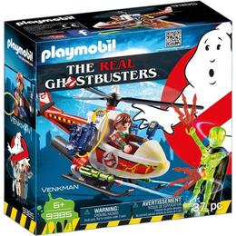 Playmobil Ghostbusters - Venkman si Elicopter