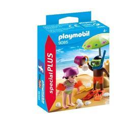 Playmobil Figurines - Copil pe plaja