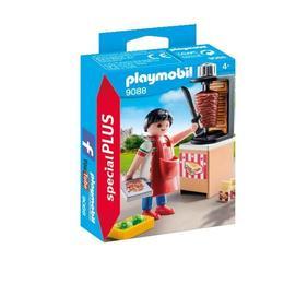 Playmobil Figurines - Vanzator de kebab