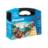 Playmobil Pirates - Set portabil - Prinderea piratului