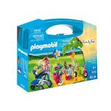 Playmobil Family Fun - Set portabil - Picnic in familie