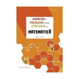Exercitii si probleme pentru cercurile de matematica cls 3 ed.2018 - petre nachila