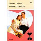 Dama de companie - Susana Thorson, editura Alcris