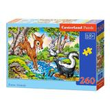 Puzzle 260. Forest Animals