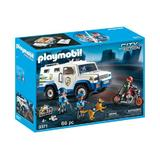 Playmobil City Action - Masina de politie blindata