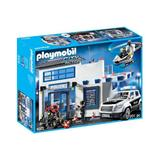 Playmobil City Action - Sectie de politie