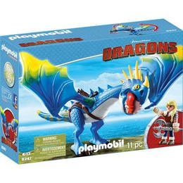 Playmobil Dragons - Astrid si Stormfly