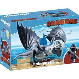 Playmobil Dragons - Drago si Thunderclaw